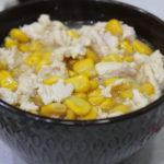 Corn soap